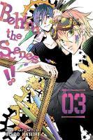 Hatori, Bisco - Behind the Scenes!!, Vol. 3 - 9781421590493 - V9781421590493