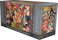 Oda, Eiichiro - One Piece Box Set 3: Thriller Bark to New World, Volumes 47-70 - 9781421590523 - V9781421590523