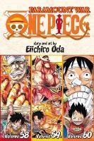 Oda, Eiichiro - One Piece (Omnibus Edition), Vol. 20: Includes Vols. 58, 59 & 60 - 9781421591179 - V9781421591179