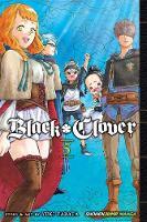 Tabata, Yuki - Black Clover, Vol. 5 - 9781421591254 - V9781421591254