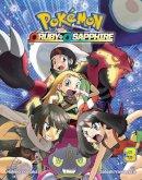 Kusaka, Hidenori - Pokémon Omega Ruby Alpha Sapphire, Vol. 3 (Pokemon) - 9781421591568 - V9781421591568