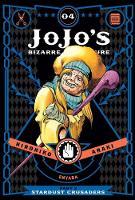 Araki, Hirohiko - JoJo's Bizarre Adventure: Part 3--Stardust Crusaders, Vol. 4 - 9781421591704 - V9781421591704