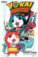 Konishi, Noriyuki - YO-KAI WATCH, Vol. 7 - 9781421592183 - V9781421592183