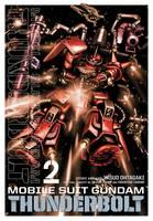 Ohtagaki, Yasuo - Mobile Suit Gundam Thunderbolt, Vol. 2 - 9781421592602 - V9781421592602