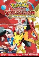 Tomioka, Atsuhiro - Pokémon the Movie: Volcanion and the Mechanical Marvel (Pokemon) - 9781421594194 - V9781421594194