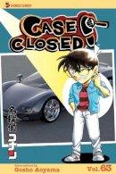 Aoyama, Gosho - Case Closed, Vol. 63 - 9781421594446 - V9781421594446