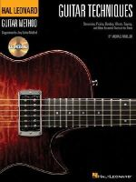 Mueller, Michael - Guitar Techniques (Book and CD) - 9781423442721 - V9781423442721