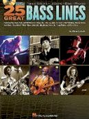 Letsch, Glenn - 25 Great Bass Lines: Transcriptions * Lessons * Bios * Photos - 9781423460565 - V9781423460565