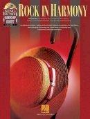 Various - Rock in Harmony - Sing in the Barbershop Quartet - 9781423461807 - V9781423461807