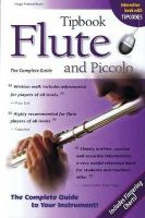 Pinksterboer, Hugo - Tipbook Flute and Piccolo, The Complete Guide - 9781423465256 - V9781423465256