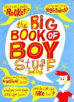 King, Bart, Sabatino, Chris - The Big Book of Boy Stuff, Updated - 9781423637615 - V9781423637615