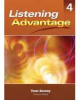 Kenny, Tom; Wada, Tamami - Listening Advantage 4 - 9781424002511 - V9781424002511