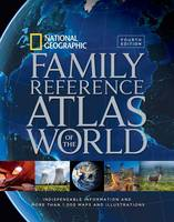 National Geographic - National Geographic Family Reference Atlas of the World, Fourth Edition - 9781426215438 - V9781426215438