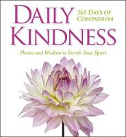 National Geographic - Daily Kindness: 365 Days of Compassion - 9781426218446 - V9781426218446