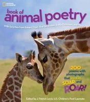- National Geographic Kids Book of Animal Poetry - 9781426310096 - V9781426310096
