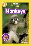Schreiber, Anne - National Geographic Readers: Monkeys - 9781426311062 - V9781426311062