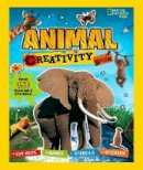National Geographic - National Geographic Kids: Animal Creativity Book: Cut-outs, Games, Stencils, Stickers - 9781426314025 - V9781426314025