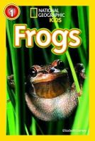 Carney, Elizabeth, National Geographic Kids - Frogs - 9781426315732 - KCG0000668