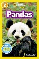 Schreiber, Anne - Pandas - 9781426315824 - V9781426315824