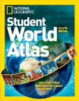 National Geographic - National Geographic Student World Atlas Fourth Edition - 9781426317750 - V9781426317750