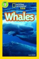 National Geographic Kids - Whales (National Geographic Kids Readers (Level 3)) - 9781426318023 - V9781426318023