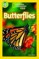 - Butterflies (National Geographic Kids Readers (Level 3)) - 9781426318047 - KSG0018392
