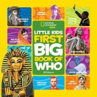 Esbaum, Jill - National Geographic Little Kids First Big Book of Who (National Geographic Little Kids First Big Books) - 9781426319174 - V9781426319174