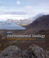 Merritts, Dorothy, Menking, Kirsten, DeWet, Andrew - Environmental Geology: An Earth Systems Approach - 9781429237437 - V9781429237437