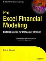 Sawyer, Tom - Pro Excel Financial Modeling - 9781430218982 - V9781430218982