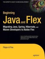 Pisa, Filippo di - Beginning Java and Flex - 9781430223856 - V9781430223856