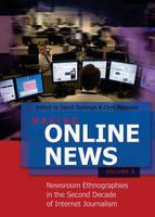 - Making Online News - 9781433110641 - V9781433110641