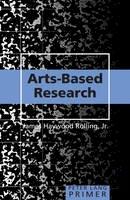 Rolling, James Haywood - Arts-Based Research Primer - 9781433116490 - V9781433116490