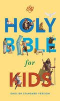 ESV Bibles by Crossway - ESV Holy Bible for Kids - 9781433545207 - V9781433545207