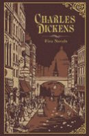Charles Dickens - Charles Dickens: Five Novels (Barnes & Noble Leatherbound Classics Series) - 9781435124998 - V9781435124998