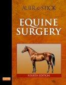 Auer, Jorg A. - Equine Surgery - 9781437708677 - V9781437708677