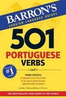 Nitti, John J.; Ferreira, Michael J. - 501 Portuguese Verbs - 9781438005232 - V9781438005232