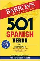 Kendris Ph.D., Christopher, Kendris Ph.D., Theodore - 501 Spanish Verbs (501 Verb Series) - 9781438009162 - V9781438009162