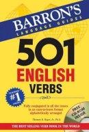 Beyer, Thomas R. - 501 English Verbs - 9781438073026 - V9781438073026