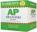 Barron's Educational Series Inc.,U.S. - Barron's AP Spanish Flash Cards, 2nd Edition - 9781438076102 - V9781438076102