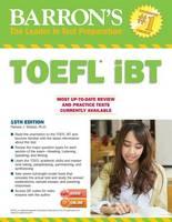 Sharpe Ph.D., Pamela J. - Barron's TOEFL iBT with MP3 audio CDs 15th Edition - 9781438076249 - V9781438076249