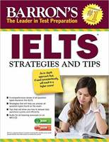 Lougheed, Dr. Lin - IELTS Strategies and Tips with MP3 CD, 2nd Edition - 9781438076409 - V9781438076409