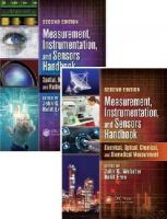 - Measurement, Instrumentation, and Sensors Handbook, Second Edition: Two-Volume Set (Electrical Engineering Handbook) - 9781439848838 - V9781439848838