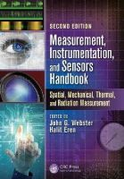 - Measurement, Instrumentation, and Sensors Handbook - 9781439848883 - V9781439848883