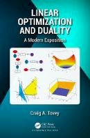 Tovey, Craig A. - Linear Programming with Duals - 9781439887462 - V9781439887462