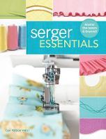 Yellen, Gail Patrice - Serger Essentials - 9781440243752 - V9781440243752
