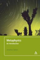 Tallant, Jonathan - Metaphysics: An Introduction - 9781441162397 - V9781441162397