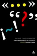 - Cognitive Explorations of Translation (Continuum Studies in Translation) - 9781441172686 - V9781441172686