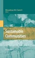 - Sustainable Communities - 9781441902184 - V9781441902184