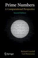 Crandall, Richard - Prime Numbers: A Computational Perspective - 9781441920508 - V9781441920508