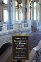 - Party and Procedure in the United States Congress - 9781442258730 - V9781442258730